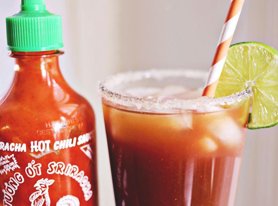 Sriracha New Look Bloody Mary